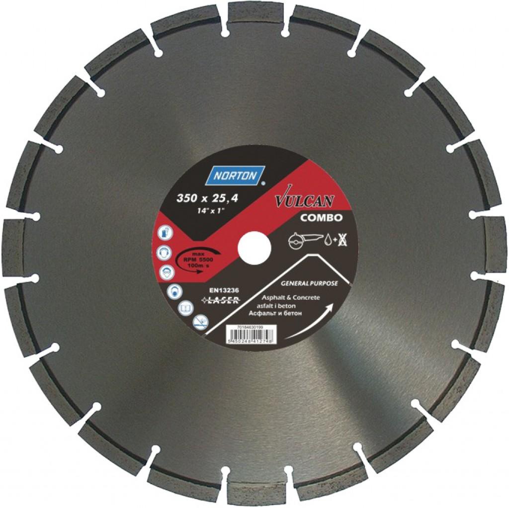 Алмазный диск VULCAN COMBO 400...